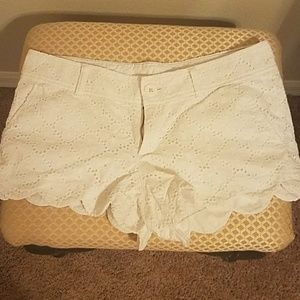 Lilly pullitzer Walsh shorts size4
